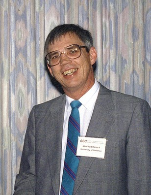 Jim Kalbfleisch at the SSC