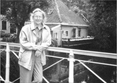 In Broek, Waterland, 1989.