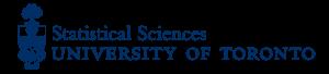 Logo du Département de sciences statistiques de la U of T
