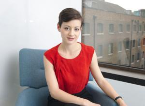 Dorothy Shoichet Award winner Silvana Pesenti's research builds bridges, might help prevent the next financial crisis
