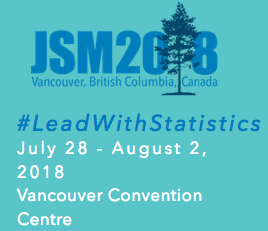 JSM 2018 in Vancouver