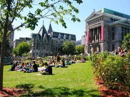 McGill in Summer