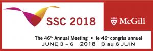 SSC 2018 meeting logo